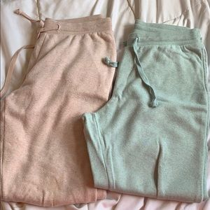Set of two American Eagle joggers!